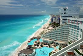 Texas is it safe to travel to cancun images Cancun mexico beautiful so much fun park royal is 2 buildings jpg