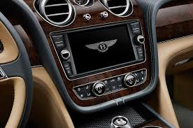new bentley interior 2017 bentley bentayga first drive review automobile magazine