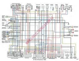 yamaha virago 535 wiring diagram efcaviation com
