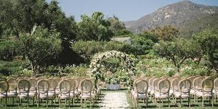 Rustic Wedding Venues In Southern California San Ysidro Ranch Weddings Get Prices For Wedding Venues In Ca