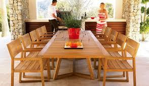 bench teak outdoor dining table costco wonderful outdoor teak
