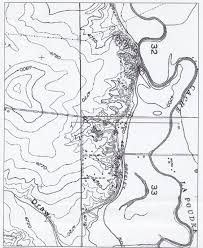 Greeley Colorado Map by Civil War Sallie April 2010