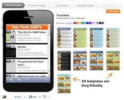 blog friendly mobile website templates duda blog