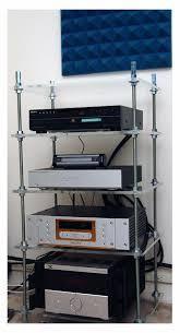 Ikea Audio Rack Diyrack