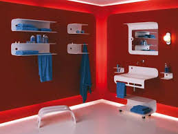red bathroom ideas photos 30 bathroom color schemes you never