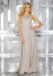 special occasion dress chiffon special occasion dress with beaded embroidery on bodice