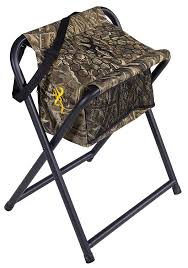 Best Hunting Chair Amazon Com Browning Camping Steady Ready Hunting Stool Cooler