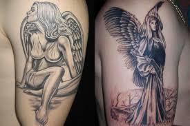 angel tattoos for men tattoo ideas designs u0026 meaning tattoo