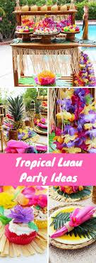 luau party ideas easy luau party ideas s party plan it