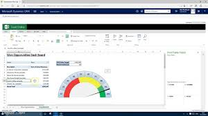 How To An Excel Template Demo Crm 2016 Excel Templates