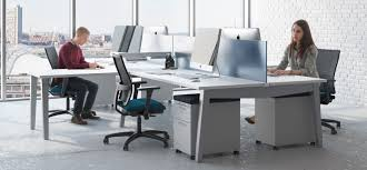 Open Office Layout Isnt For Everyone Creative Office Furniture - Open office furniture