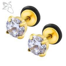 surgical steel stud earrings surgical steel diamond stud earrings stud earrings references