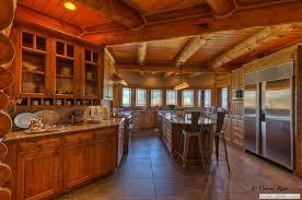 luxury log home interiors log home tour whitefish mt estate
