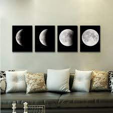 Home Wall Decor by Compare Prices On Wall Decor Moon Online Shopping Buy Low Price