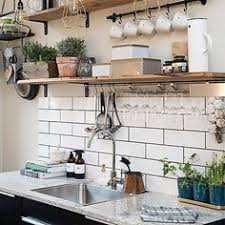 Modern Kitchen Designs For Small Kitchens by 15 Great Design Ideas For Your Kitchen Rustic Shelving Kitchen