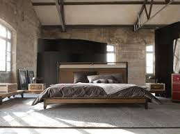 ellegant industrial style bedroom furniture greenvirals style