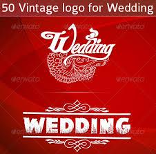 wedding logo template u2013 90 free psd eps ai illustrator format