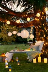 Garden Patio Lighting by Spring Garden Patio Ideas And Inspiration Including In A Rented