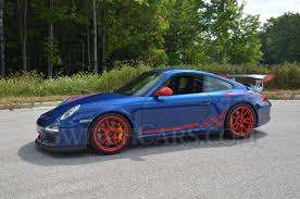 Porsche Gt3 Rs Msrp 2010 Porsche 911 Gt3 Rs For Sale At Switchcars Inc