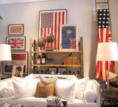 American Flag Living Room by Nylon American Flag
