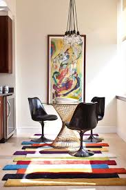 Midcentury Modern Colors - the best color palettes for your mid century modern home