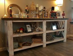 Diy Console Table Woodworking Projects Diy Console Table Home Of Holidays With Pam