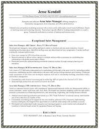 Sample Sales Manager Resume Example   resume objective example for customer service happytom co