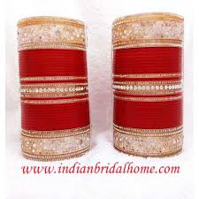 wedding chura bangles indian wedding bangles bridal chura suhag punjabi bangles in