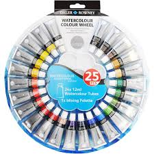 Color Wheel Home Decor Creative Color Wheel Vector Illustration Shutterstock Idolza