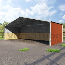 Loafing Shed Plans Horse Shelter barn or loafing shed building kits