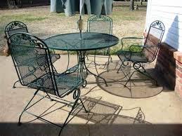Vintage Metal Patio Furniture - meadowcraft patio furniture vintage patio outdoor decoration