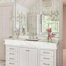 Bathroom Vanity Countertop Thick Marble Vanity Countertop Design Ideas