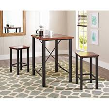 Dining Room Tables Walmart Rustic Dining Room Rugs Mason Ridge - Bar height dining table walmart