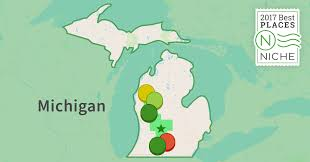 Rockford Il Zip Code Map by 2017 Best Grand Rapids Area Suburbs For Families Niche