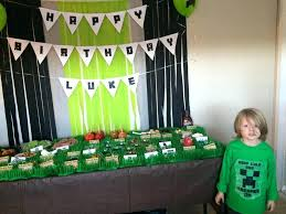 minecraft party supplies marvelous minecraft party decoration birthday party minecraft party