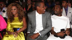 Kanye And Jay Z Meme - kanye west shades beyonce and jay z on instagram stylecaster