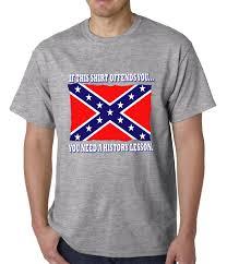 Rebel Flag Picture Rebel U0026 Redneck Tees Confederate Flag History Lesson T Shirt