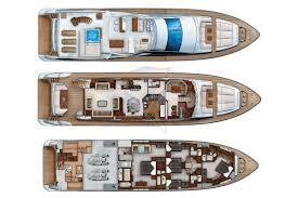 Luxury Yacht Floor Plans Azimut 95 Jester Luxury Charter Yacht Greece U0026 Greek Islands
