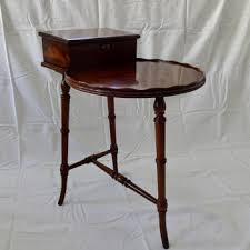 antique wood end tables antique and vintage tables collectors weekly