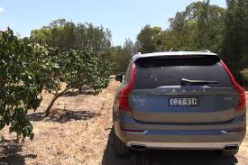 part 1 volvo xc90 on south australian food and wine trip