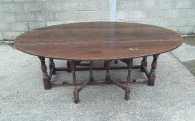 Round To Oval Dining Table Side Table Drop Side Dining Table Pictures Gallery Of