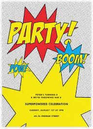 birthday invitations online at paperless post