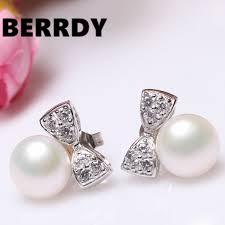 real earrings compare prices on earrings real pearl online shopping buy low