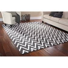 Buy Area Rug Free Shipping Buy Mainstays Distressed Zig Zag Area Rug At