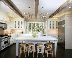 oval shaped kitchen island houzz