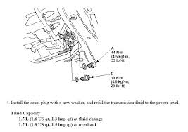 2009 honda accord transmission fluid change diy changing manual transmission fluid page 43 8th generation