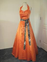 camo and orange wedding dresses a touch of camo store items sash only basic 2 inches x
