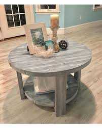 farmhouse coffee and end tables amazing shopping savings round rustic farmhouse coffee table handmade