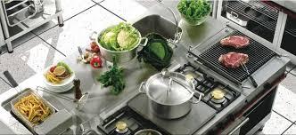 materiel de cuisine professionnel la maison hôtelière de dijon cuisines sur mesure