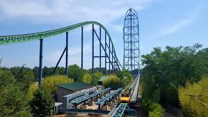 Six Flags Great Adventure Reviews Six Flags Great Adventure Trip Report California Coaster Kings